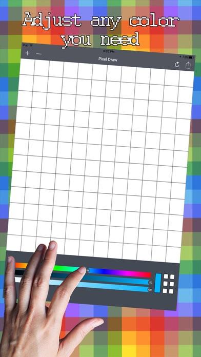Pixelart editor make coloring picture with pixel art app Photo art app free download