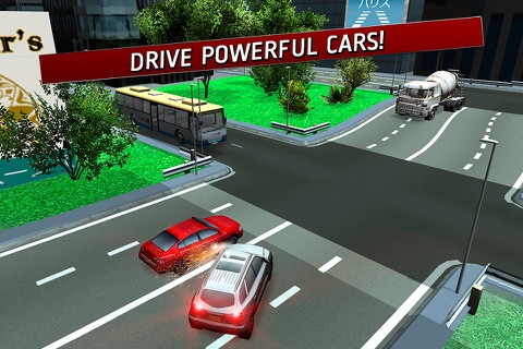 Extreme Car Racing Simulator 3D screenshot 2