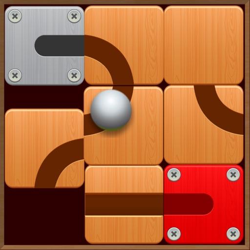Slide n' Roll : Slide Puzzle iOS App