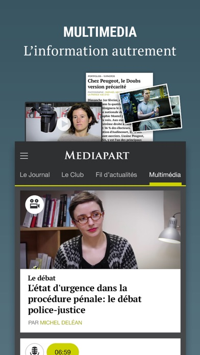 download Mediapart apps 2