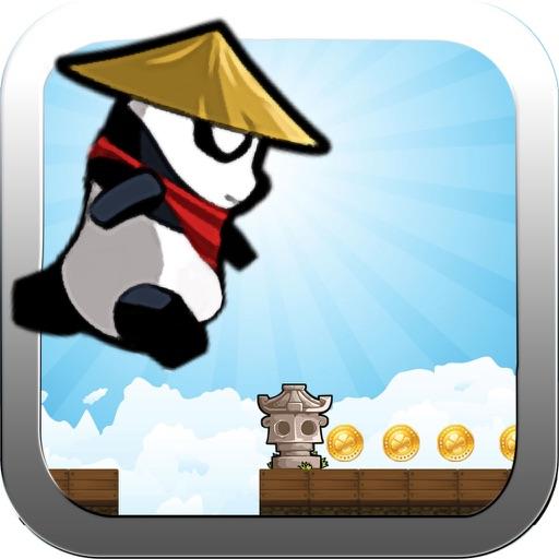 Jungle Panda Run HD iOS App