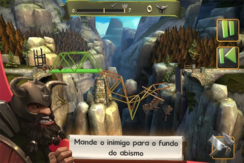 Bridge Constructor Medieval screenshot 4