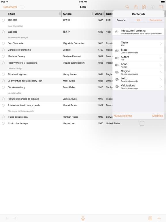 OmniOutliner 2 Screenshot