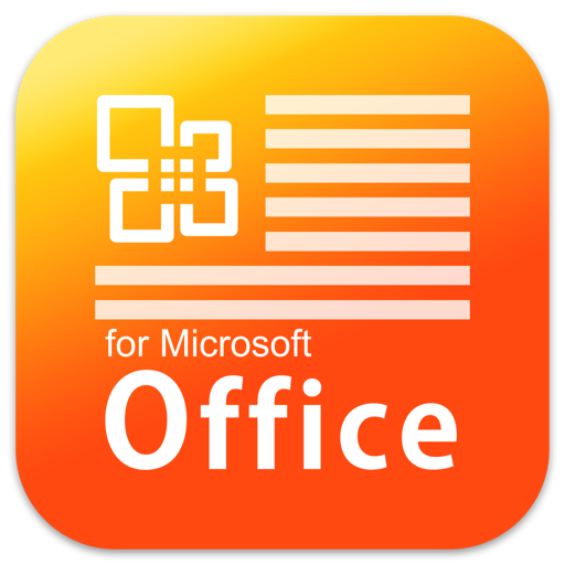 GoOffice - Microsoft Office 365 Edition (Word, Excel, PowerPoint, Outlook, OneNote & Templates)