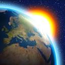 Wetter jetzt - Prognose und 3D-Erde. Wetter-Widget.