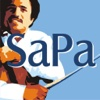 SaPa - The Official app of the Subramaniam Academy of Performing Arts.  Learn music!
