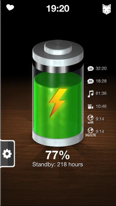 Batterie ZenCapture d'écran de 1