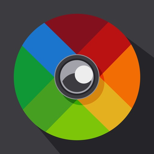 Picagram - photo slideshow movie maker with video transition effects