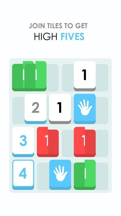 High Fives - Puzzle Slider Game Screenshot