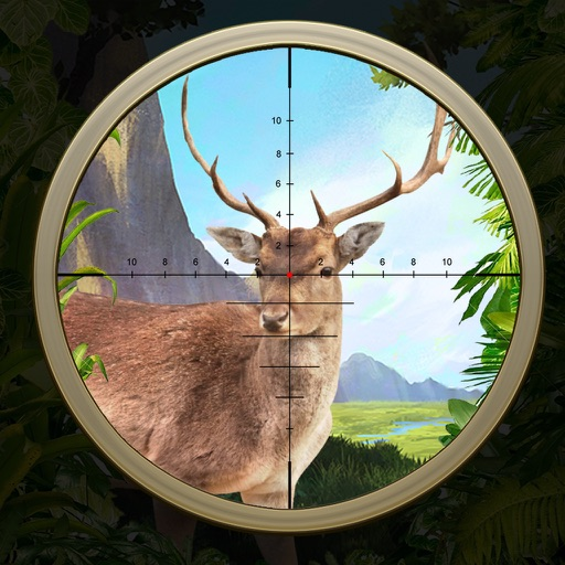 New Deer Hunter Challenge 2016 – Real Wild Animal Shooting Game iOS App