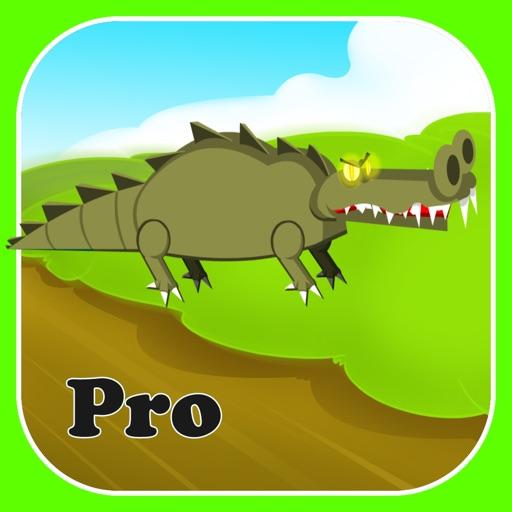 Crocodile Adventure Game Pro iOS App