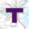 MBTA Boston T Map icon