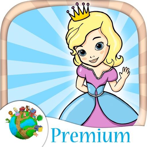 Princesses Girls Mini Games Pack for Kids - Premiu iOS App
