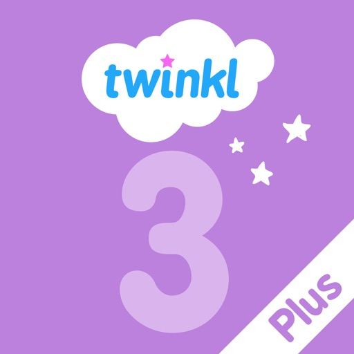Twinkl Phonics Phase 3 (Teaching Children British Phonics - High Frequency Words - Blending, Segmenting & Reading) iOS App