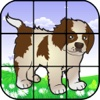 Jigsaw Puzzle for Kids Dogs
