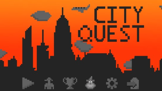 City Quest - A Point and Click Adventure Screenshot
