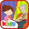 When Grownups were Children - Interactive Storybook - Discovery