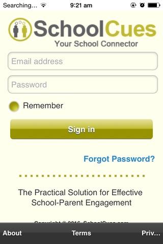 SchoolCues screenshot 2