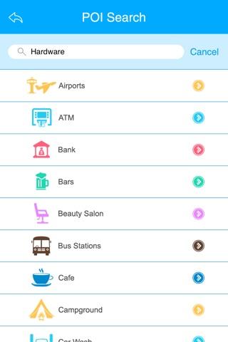 Tools & Equipment Retailers Locations USA screenshot 4