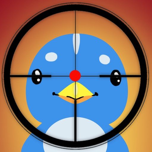 Shoot this Bird iOS App