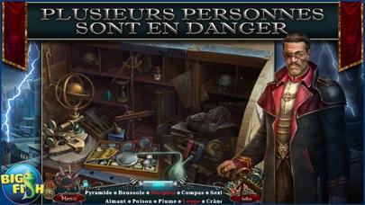 Screenshot #2 pour Grim Facade: L'Amour Vengé - Un mystère d'objets cachés (Full)