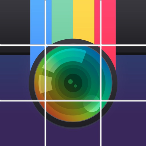 ... Photo College / Banners / Square Maker & Upload Pic for Instagram