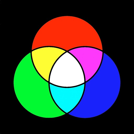 Chromatic - The Red, Green, Blue Puzzle Game iOS App
