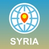 Syria Map - Offline Map, POI, GPS, Directions (Maps updated v.413)
