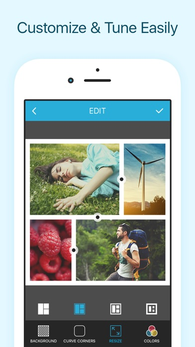 download Collageable - Photo Collage Maker, Pic Grid Free apps 2