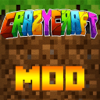 Klarens Moretti - Crazy Craft Mod Guide for Minecraft Pc :Complete and Ultimate for Players  artwork
