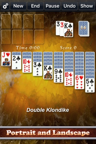 Solitaire City Classic screenshot 2