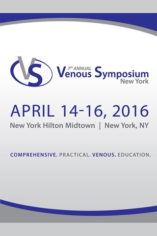 Venous Symposium 2016 screenshot 1