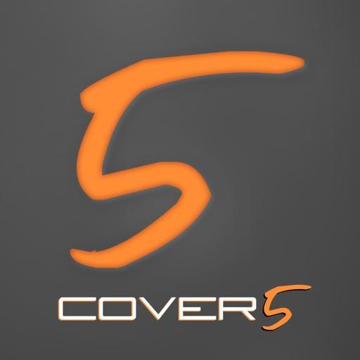 Cover5 iOS App
