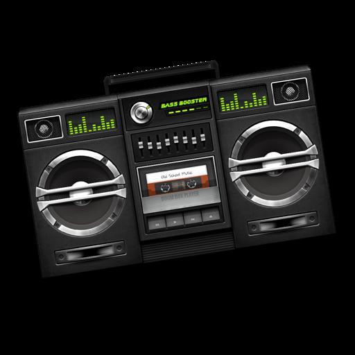 Boom Box Music Player