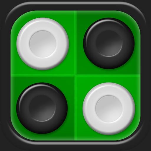 リバーシ【オンライン対戦ゲーム、囲碁と将棋プレイヤーのための無料戦略型ボードゲーム】
