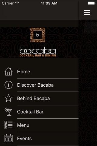 Bacaba Cocktail Bar & Dining screenshot 2