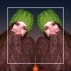 Photo editor, blur background effects, mirror photo app free - Mirror Blur Layout