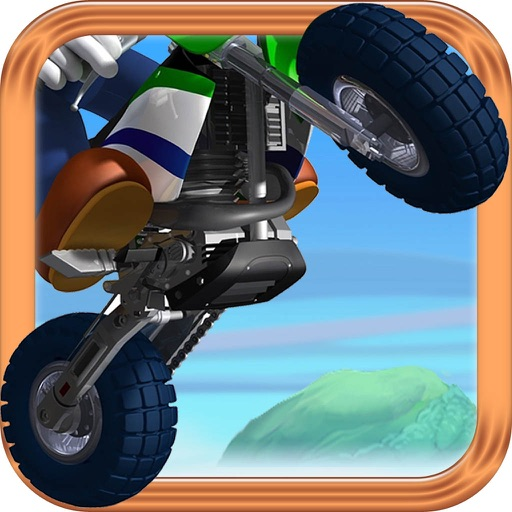 Real Hill Off-road Racing Rider: Fun Free Car Games for Family Boys & Girls iOS App