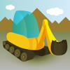 100 Things: Diggers, Excavators, Construction Vehicles & Trucks – Video & Picture Book for Toddlers