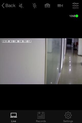 SmartCam HD 1Clic screenshot 2