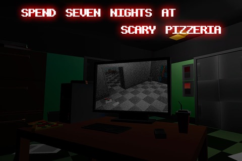 Nights at Scary Pizzeria 3D Full screenshot 1