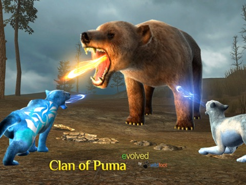 Clan Of Puma для iPad