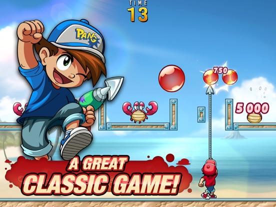 Pang Adventures 앱스토어 스크린샷