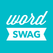 Word Swag - Cool typography & quotes generator for your pic icon