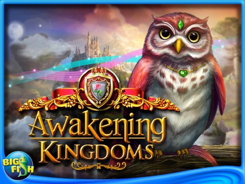 Awakening Kingdoms - A Hidden Object Fantasy Game-ipad-4
