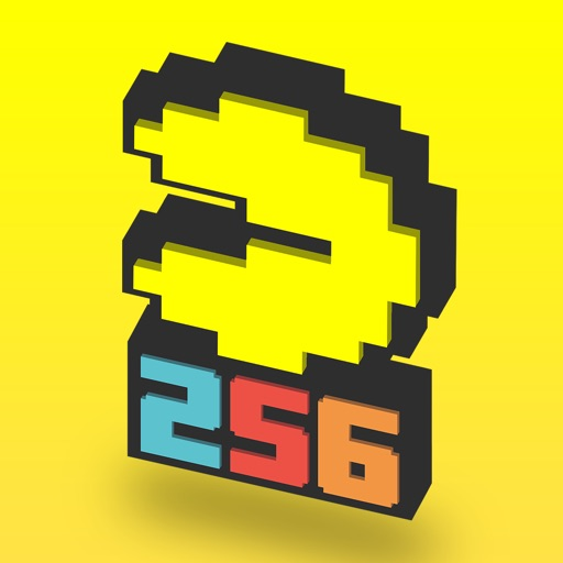 PAC-MAN 256 - бесконечный аркадный лабиринт