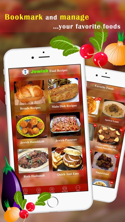 Jewish food recipes best foods for health by truc quynh jewish food recipes best foods for health screenshot 3 forumfinder Image collections