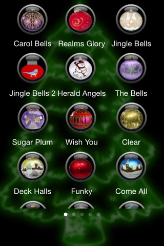 Christmas Ringtones and Sounds screenshot 1