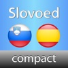 Spanish <-> Slovenian Slovoed Compact talking dictionary