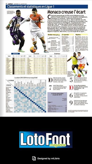 download Loto Foot Magazine : votre journal numérique indispensable pour vos paris sportifs apps 3